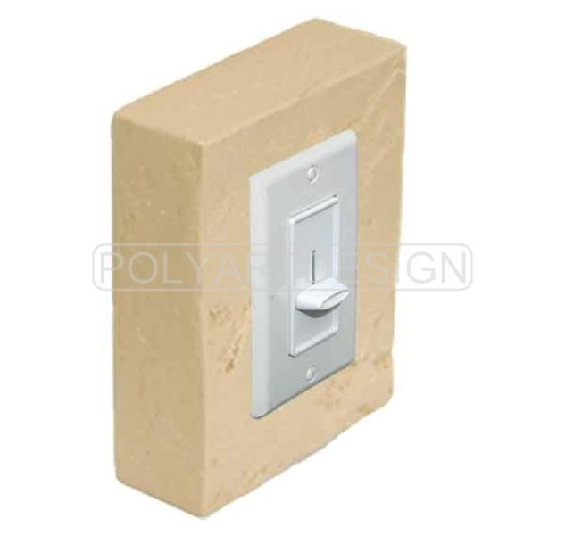 Electrical Outlet & Switch Covers(GRAY) – Polyurestone