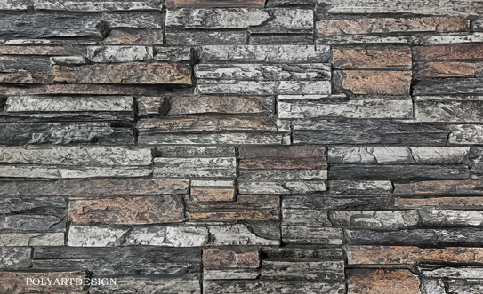 Stacked Stone Panel Designs